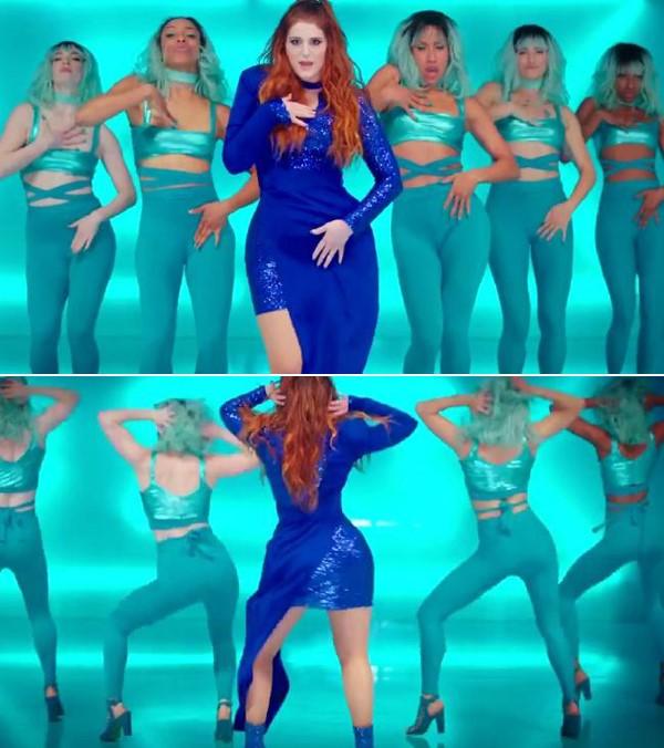 """Meghan Trainor gỡ MV """"Me Too"""" vì vòng eo thon nhờ photoshop"""