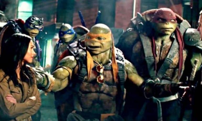 """Michale Bay khẳng định """"vua cháy nổ"""" với Ninja Rùa: Đập Tan Bóng Tối"""
