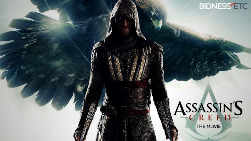 """Michael Fassbender trở về từ cõi chết trong """"Assassin's Creed"""""""