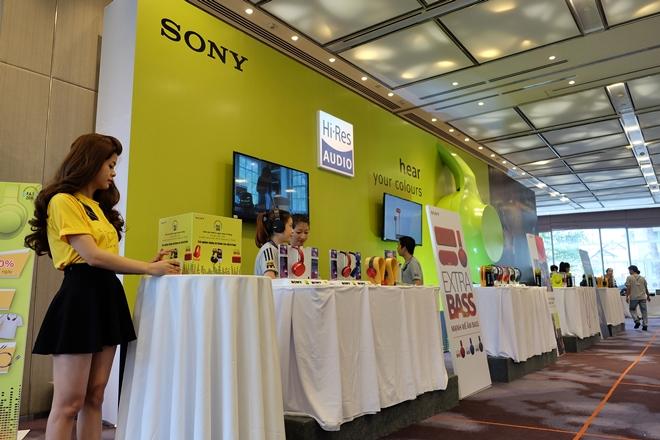 [PAS 2016] Dấu ấn Sony