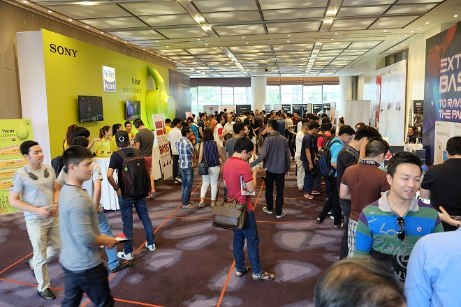 Những thông tin cơ bản về PAS 2016 (Portable Audio Show) tại Hà Nội