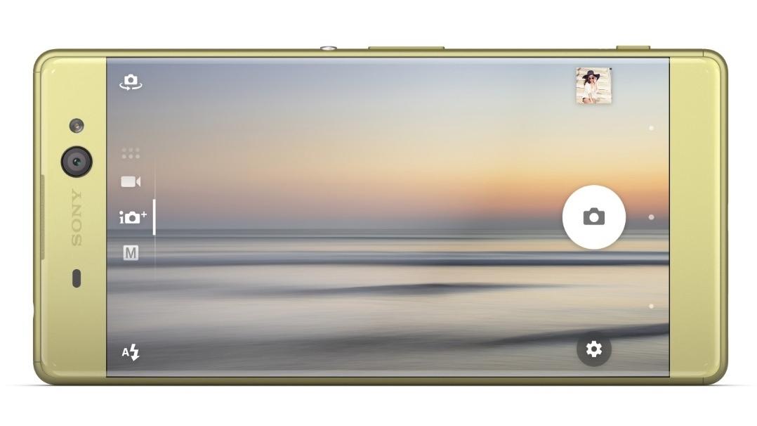 """Xperia XA Ultra: """"Siêu tự sướng"""" với cam trước 16MP và OIS"""