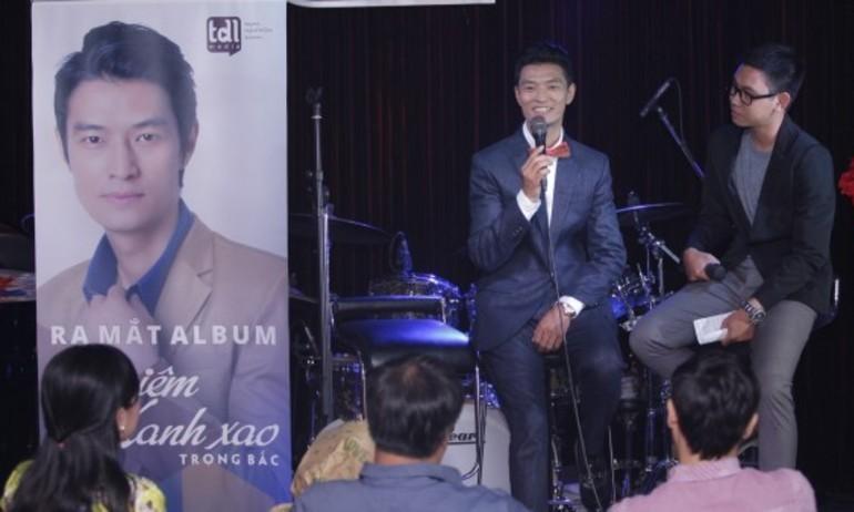 """Trọng Bắc thể hiện cảm xúc trưởng thành qua album """"Kỷ niệm xanh xao"""""""