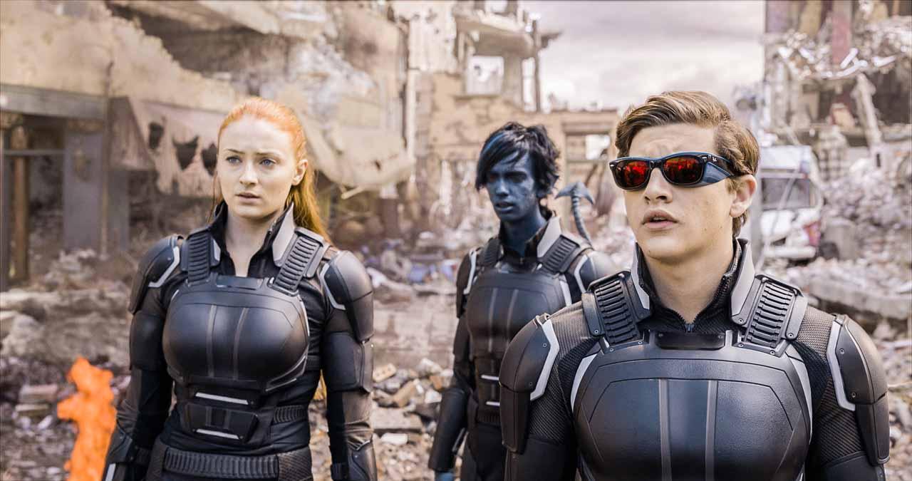 """X-Men: Apocalypse"" vẫn dẫn đầu dù bị chê tơi tả"