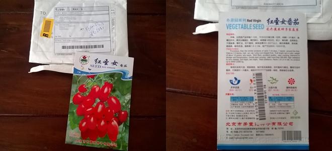[Đắng lòng] Mua Astell&Kern AK320, nhận được … 2 túi hạt giống cà chua