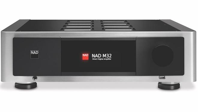 NAD ra mắt ampli M32 và cải tiến music server M50.2
