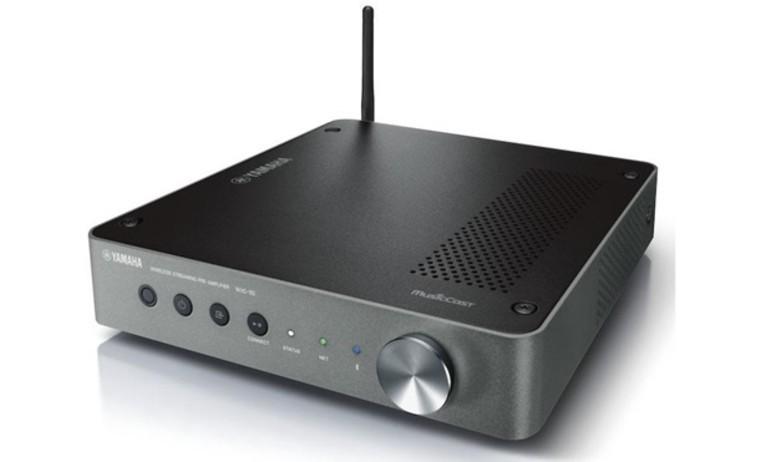 Yamaha ra mắt pre-amp và ampli tích hợp dùng công nghệ MusicCast