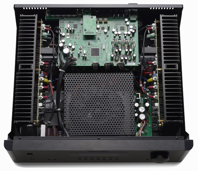 Rotel ra mắt ampli tích hợp RA-1592, tích hợp DAC 32-bit