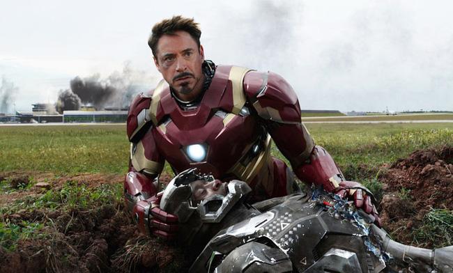 """Những cảnh phim khó quên của """"Captain America: Civil War"""""""