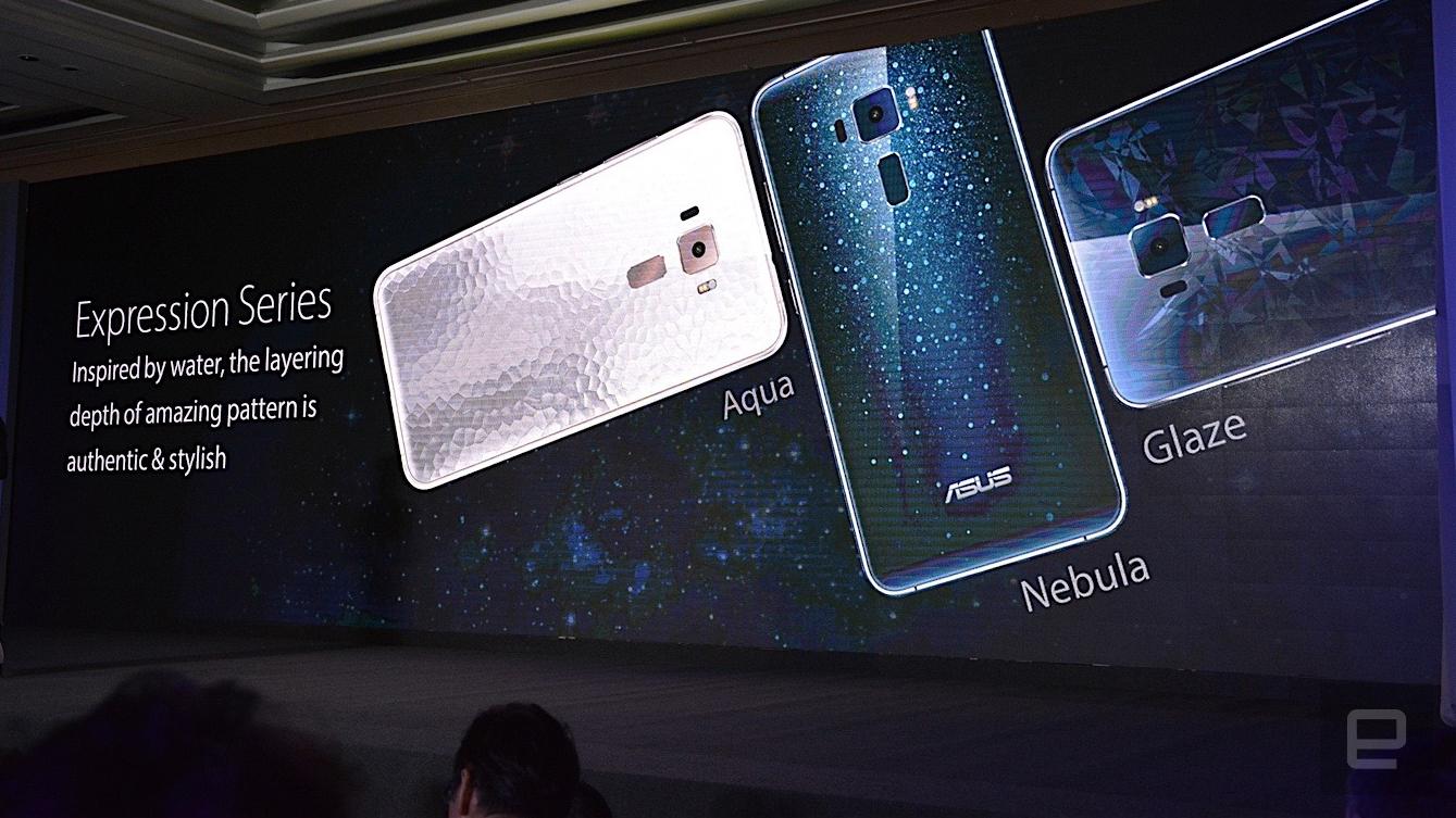 """Zenfone 3 series: Thiết kế mới, cấu hình tốt, giá vẫn """"thơm"""""""