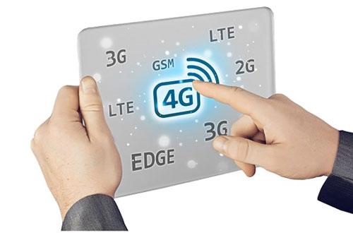 Phải đến 2018 Việt Nam mới phủ sóng 4G
