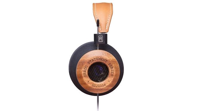 Grado ra mắt tai nghe vỏ gỗ GS2000e, tùy chọn dây XLR Balanced