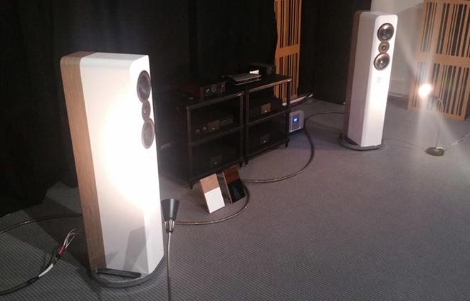 Q Acoustics trình diễn dòng loa Concept 500 tại Munich Hi-end 2016