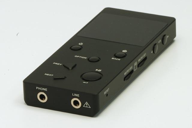 Fitear giới thiệu máy nghe nhạc đầu tiên, tên mã 442