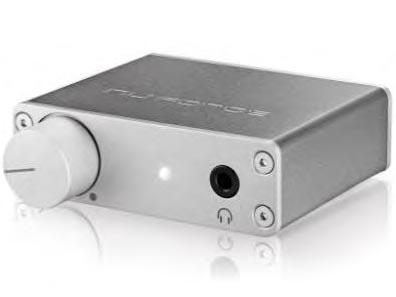 NuForce uDAC5 chính thức ra mắt: gọn nhẹ, hỗ trợ DSD256, giá 6 triệu đồng