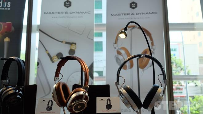[PAS 2016] Audiochoice/3Kshop: tập trung vào tai nghe Hi-End