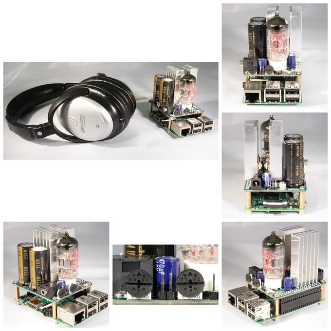 Raspberry Pi cũng có ampli đèn, giá chỉ từ 2 triệu