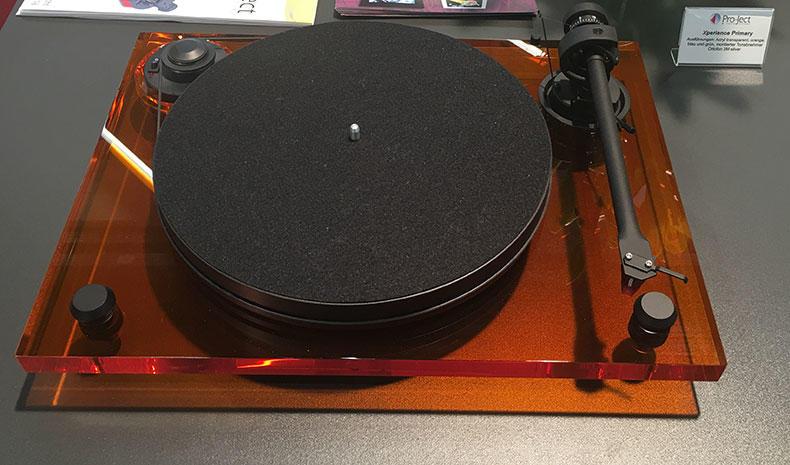 Pro-Ject ra mắt mâm đĩa nhựa trong suốt 2Xperience Primary Acryl