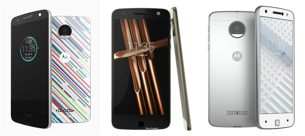 Loạt smartphone Android hấp dẫn vừa lộ diện