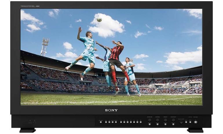 Sony BVM-X300 – màn hình 4K OLED tham chiếu chuyên nghiệp, giá gần 1 tỷ đồng