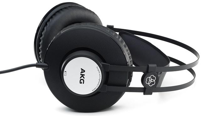 AKG giới thiệu bộ ba tai nghe phòng thu bình dân K52, K72 và K92