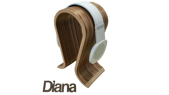 JPS Labs hé lộ mẫu nghe Abyss Diana dành cho audiophile nữ