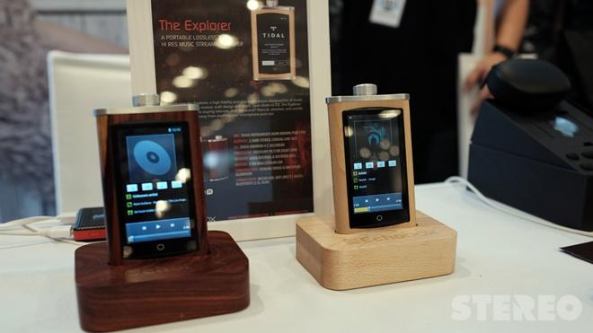 [PAS 2016] Trải nghiệm nhanh máy nghe nhạc Echobox Explorer tại PAS 2016