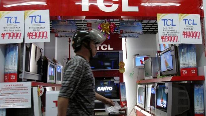 TCL chuẩn bị xây nhà máy sản xuất panel LCD lớn nhất thế giới