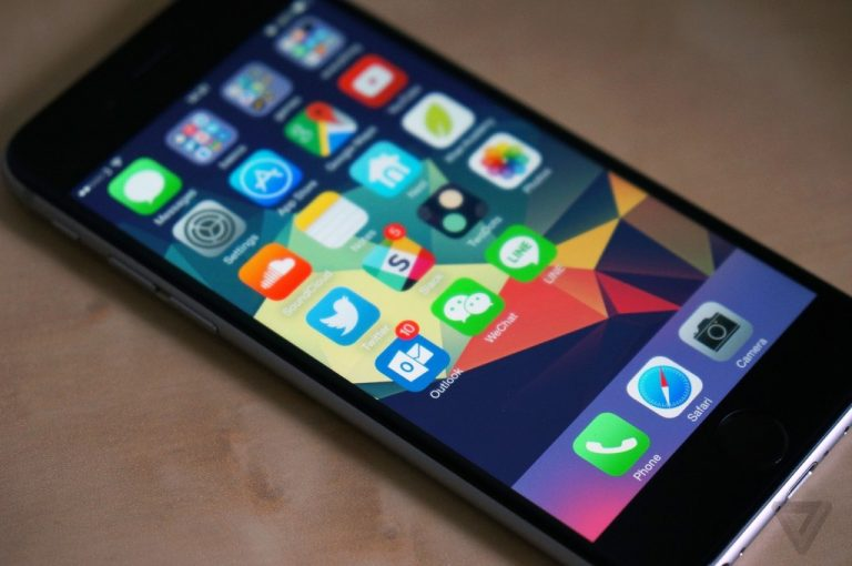Vì sao biểu tượng trên iPhone luôn là hình vuông bo tròn