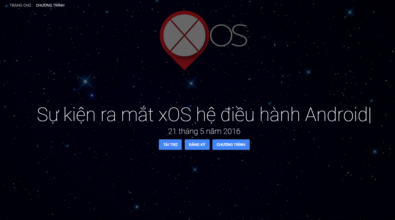 Có gì hot trong xOS – nền tảng Android dành cho người Việt?