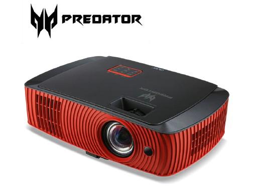 Acer ra mắt máy chiếu Predator Z650, tối ưu cho gaming chất lượng cao