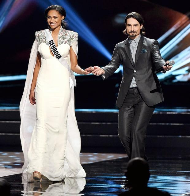 Backstreet Boys tái ngộ trên sân khấu Hoa hậu Mỹ 2016