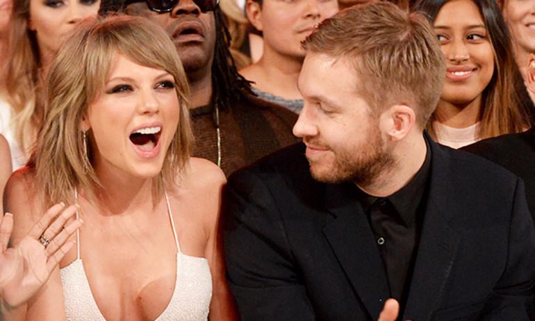 Calvin Harris thay Taylor Swift sáng tác ca khúc chia tay
