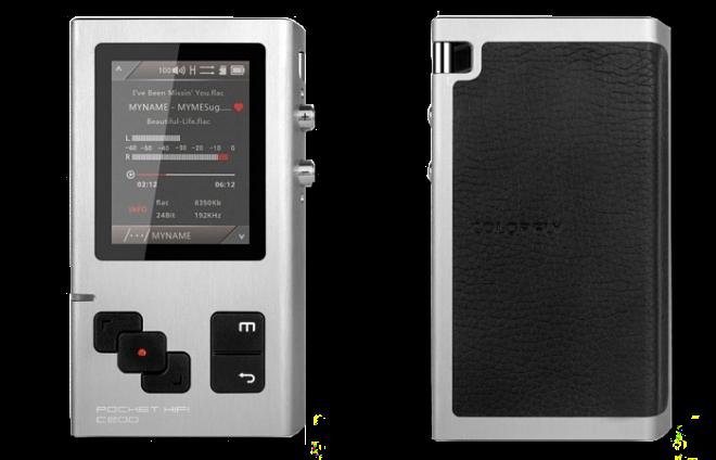 Colorfly C200 ra mắt: máy nghe nhạc vỏ nhôm, customized DAC, giá 6 triệu