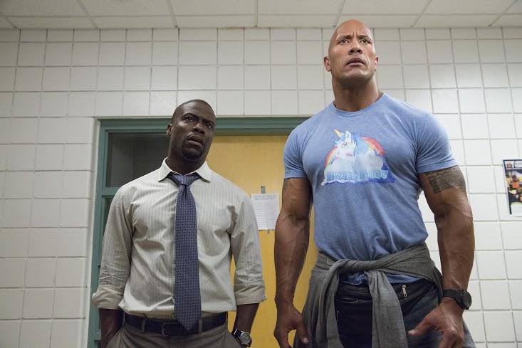 Điệp Viên Không Hoàn Hảo: The Rock tiết lộ bí quyết tăng ngàn cân