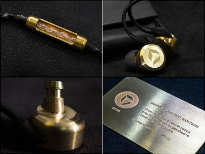Dita Audio ra mắt tai nghe vỏ đồng Dita Brass, số lượng giới hạn 150 chiếc