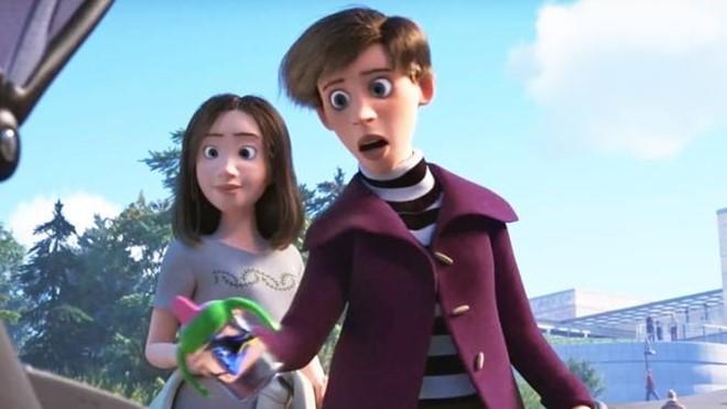"""""""Finding Dory"""" không phải phim hoạt hình về người đồng tính"""
