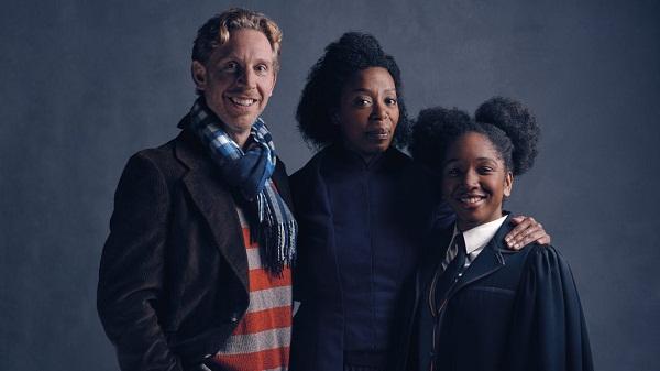 """Hermione… đổi màu da trong """"Harry Potter"""" hậu truyện"""