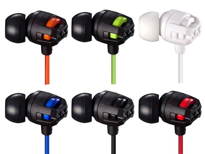 JVC HA-FX101M: IEM bền bỉ, bass mạnh mẽ, 6 màu sắc, giá 500 ngàn đồng