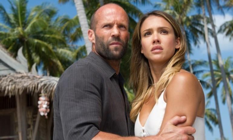 Jessica Alba sẽ thành người tình màn ảnh mới của Jason Statham