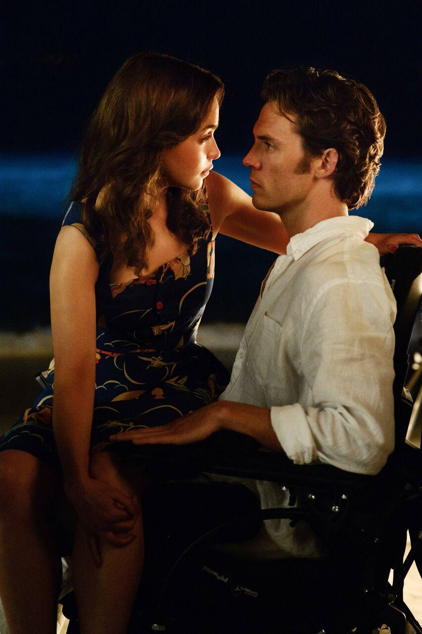 """""""Me Before You"""" tiết lộ phân đoạn nơi tình yêu bắt đầu của Will-Louisa"""