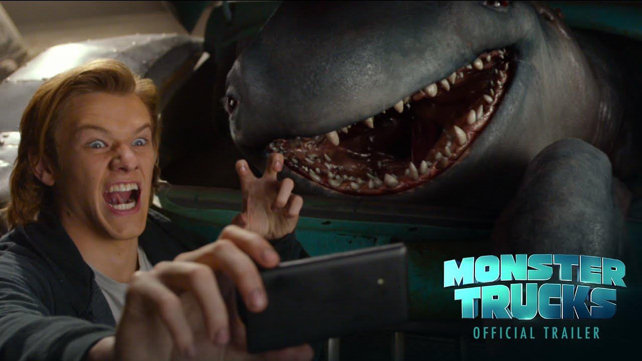 """""""Monster Trucks"""": Khi động cơ xe là một con quái vật"""