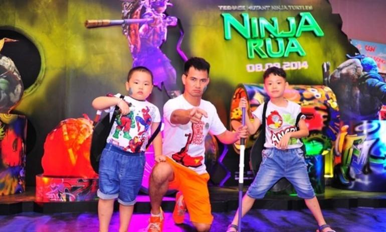 """Xuân Bắc: """"Ninja Rùa góp phần hình thành nhân cách trẻ em"""""""