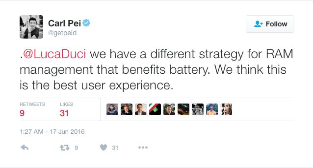OnePlus 3: Không phải cứ nhiều RAM thì sẽ tốt!