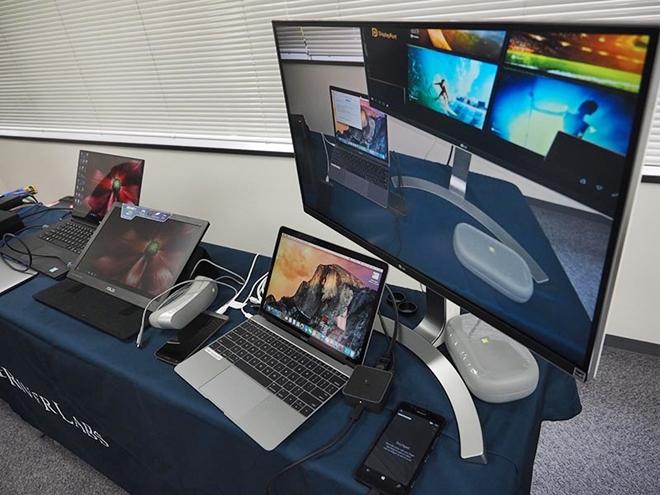 VESA chính thức hợp chuẩn DisplayPort qua USB-C, hỗ trợ 8K