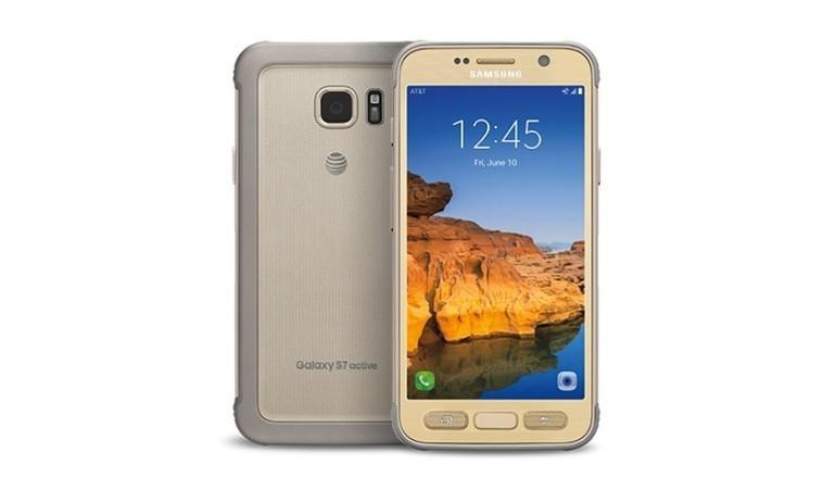 """Galaxy S7 Active """"nồi đồng cối đá"""" ra mắt"""