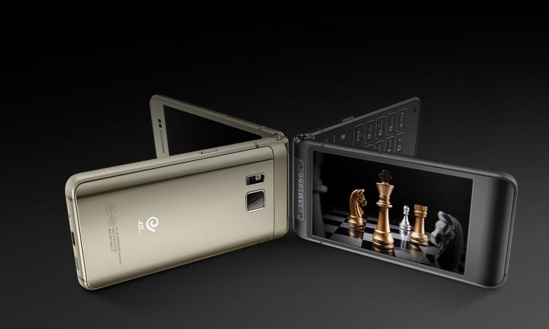 Samsung vẫn muốn ra mắt smartphone nắp gập cấu hình khủng