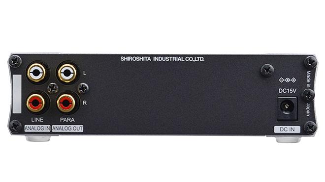Sound Warrior SWD-HA10 – hybrid headamp dùng tube, giá 10 triệu đồng