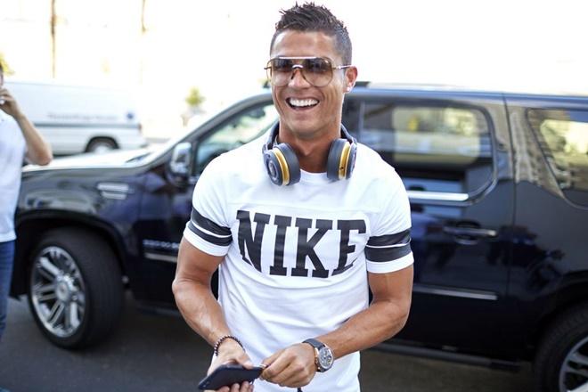 Monster ra mắt tai nghe ROC Sport phiên bản Cristiano Ronaldo