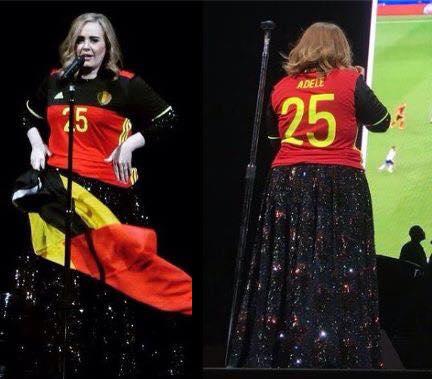 """""""Thánh Paul"""" Adele chọn đội nào đội ý… thua"""